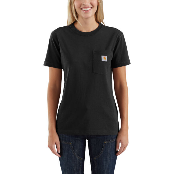 Carhartt - Women's WK87 Workwear Pocket Tee