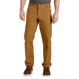 Men's  Rugged Flex Relaxed Fit Duck Dungaree