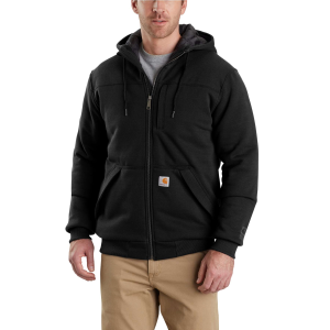 Men's  Rain Defender Rockland Quilted Full Zip Hoodie
