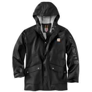 Men's  Mid-Weight Waterproof Rain Storm Coat