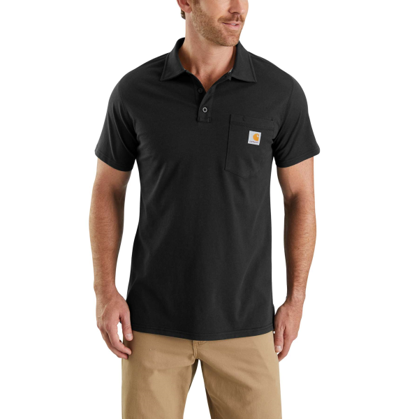 Force Delmont Short Sleeve Polo