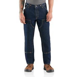 Men's  Rugged Flex Relaxed Fit Utility Logger Jean