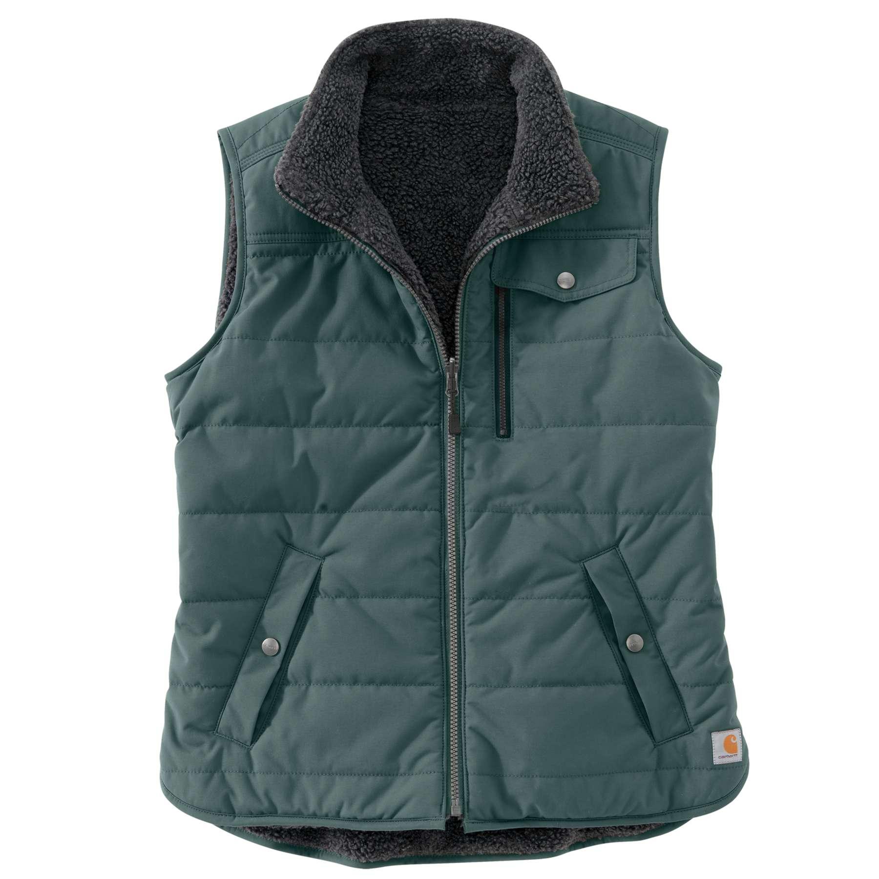 Carhartt Women's Utility Sherpa Lined Vest Murdoch's