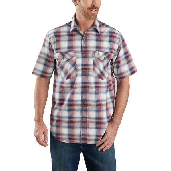 TW173-M Rugged Flex Relaxed Fit Lightweight Shirt