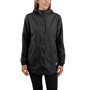Women's  Rain Defender Nylon Coat