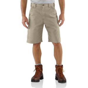 "Men's  Canvas Work Short-10"" Inseam"