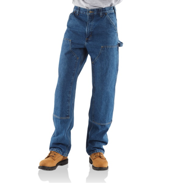 Double-Front Logger Dungaree