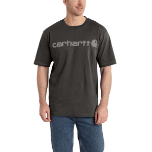 Men's  Short-Sleeve Logo T-Shirt - Peat