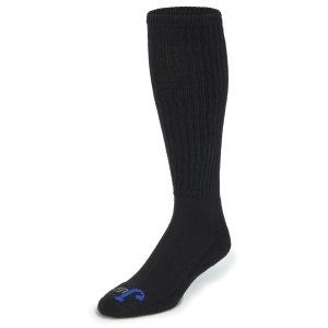 Men's  Just Dry Half Cushion Over-the-Calf Sock 2-Pack