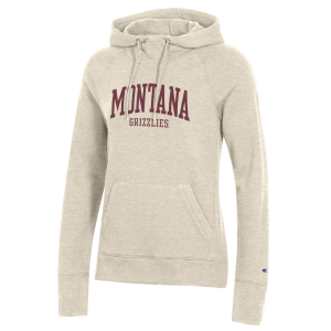 Women's  University of Montana Grizzlies Bold Hoodie
