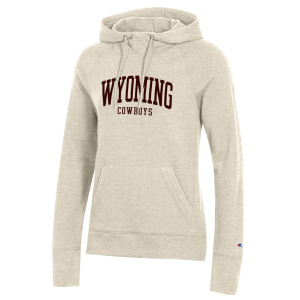 Women's  University of Wyoming Cowboys Bold Hoodie