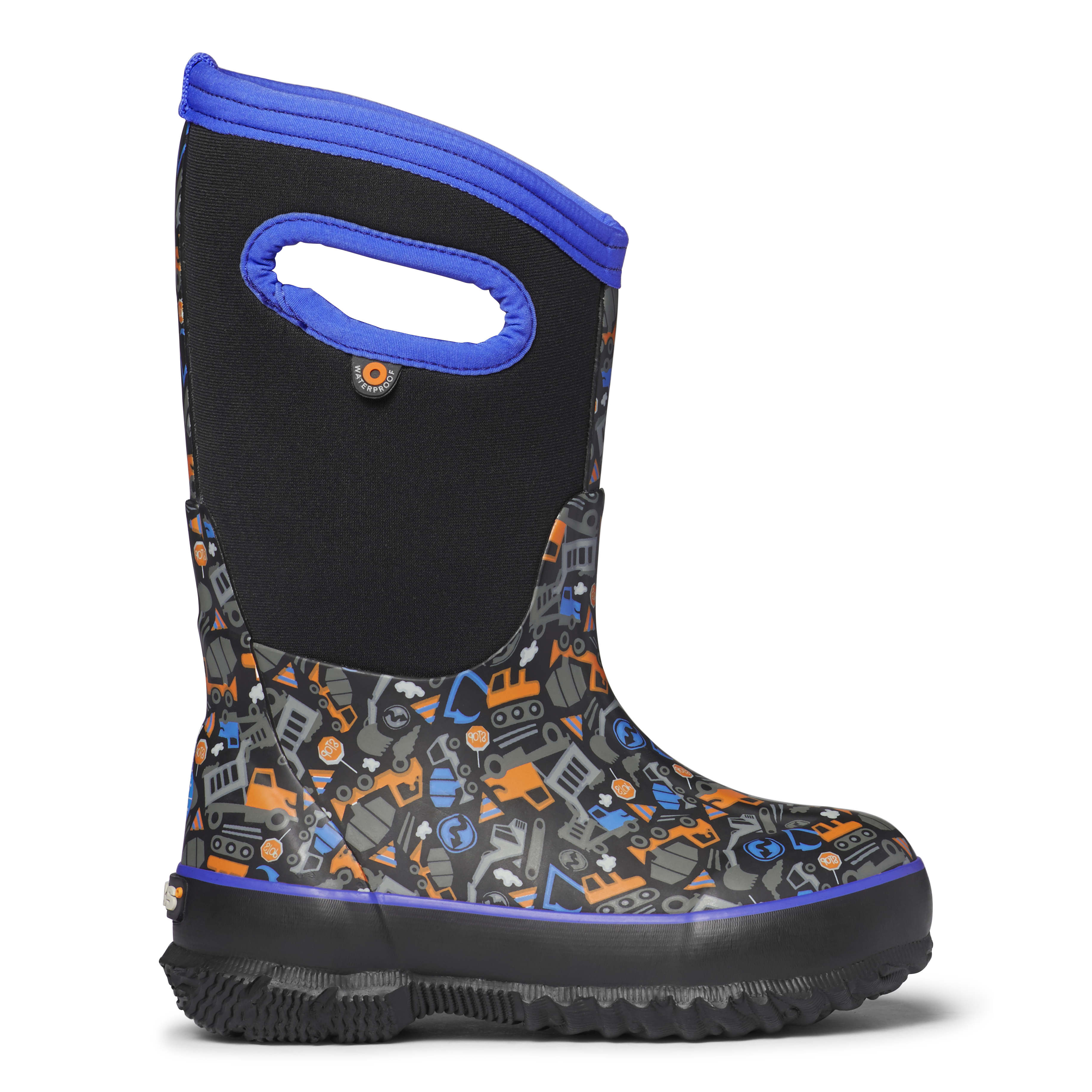 Boys' Classic Construction Insulated