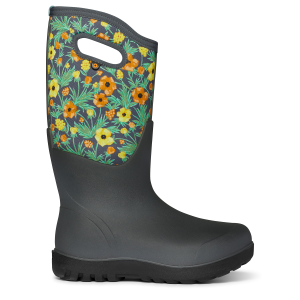 Women's  Neo-Classic Tall Vine Floral Boot