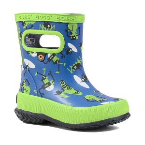 Kids'  Skipper Robots Rain Boot