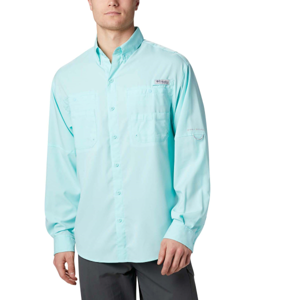 PFG Tamiami II Long Sleeve Shirt