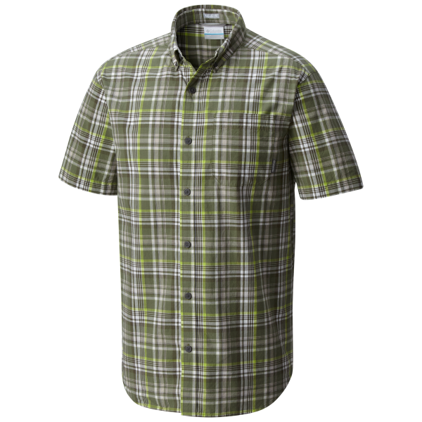 Rapid Rivers II Short Sleeve Button Down
