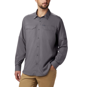 Men's  Silver Ridge Lite Long Sleeve Button Down Shirt