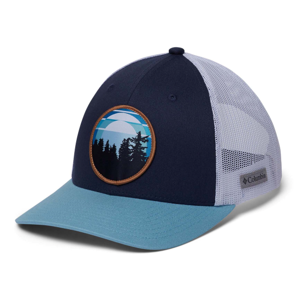 Mountain Patch Snap Back Cap
