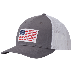 Boys'  Fish Flag Snap Back Cap