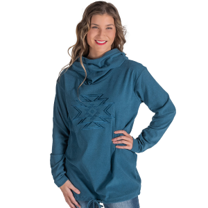 Women's  Athletic Slub Pullover
