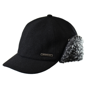 Men's  Dry Ice Melton Lined Baseball Cap