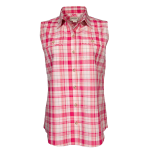 Women's  Estelle Button Down Sleeveless Shirt