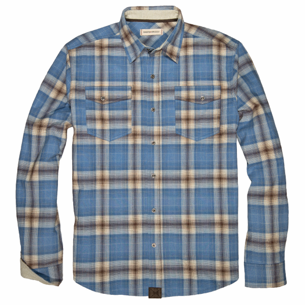 Riley Flannel Shirt