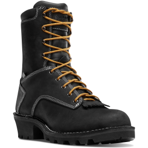 "Men's  8"" EH Logger Waterproof Work Boot"