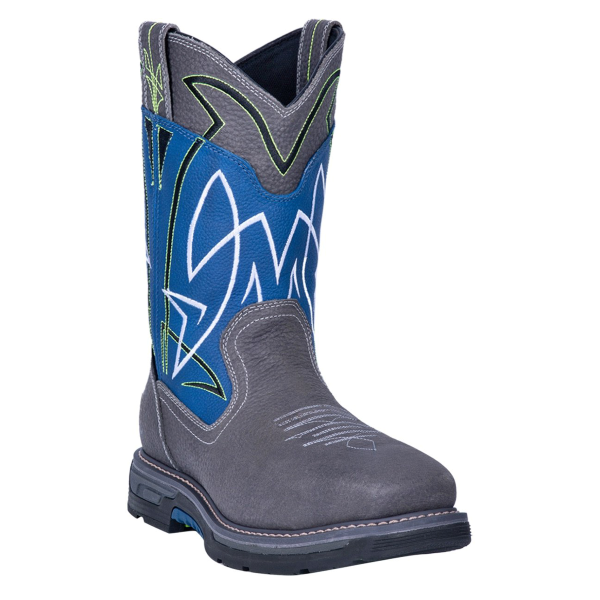 Storm Surge-Waterproof Composite Toe EH Western Work Boot