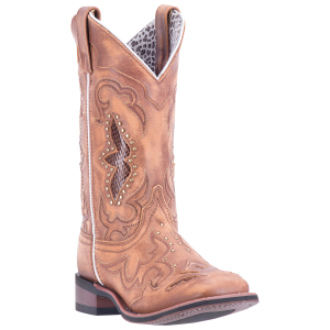 "Women's  11"" Spellbound Wide Square Toe Boot"