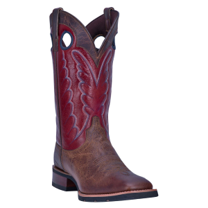 Men's  Pike Leather Square Toe Boot