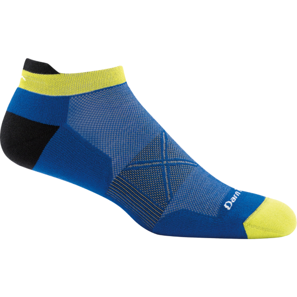 Coolmax Vertex No Show Tab Ultra-Light Cushion Sock