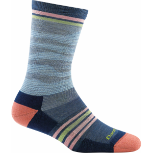 Women's  Waves Crew Light Cushion Sock