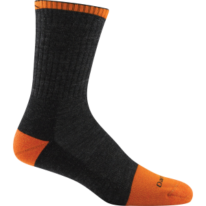 Men's  Steely Micro Crew Cushion Sock w/ Extra Cushion Toe