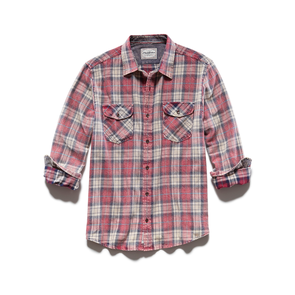 Crawfordville Vintage Washed Shirt