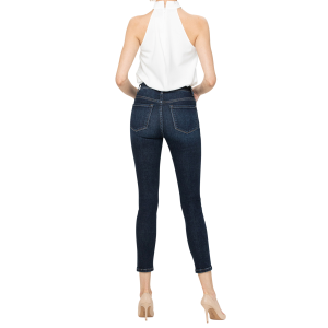 Women's  Haylie High Rise Ankle Skinny Jean
