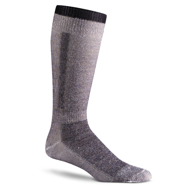 Snow Pack Midweight Over-the-Calf Sock - 2-Pack