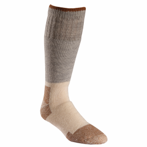 Men's  Steel-Toe Mid-Calf Wool Sock