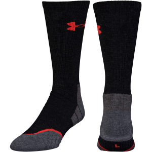 Men's  UA All Season Charged Wool Boot Sock