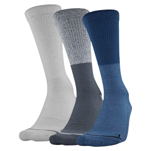 Men's  UA Phenom 5.0 Crew Sock 3-Pack
