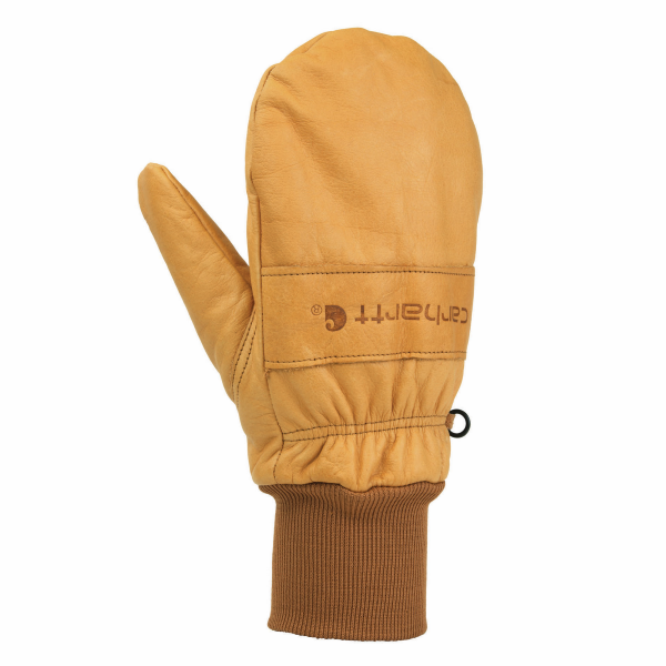 Insulated Leather Work Mitt