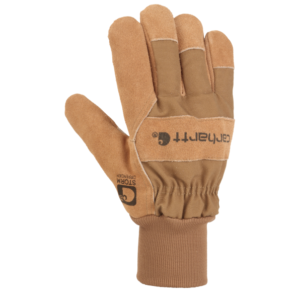 WB Suede Insulated Work Glove