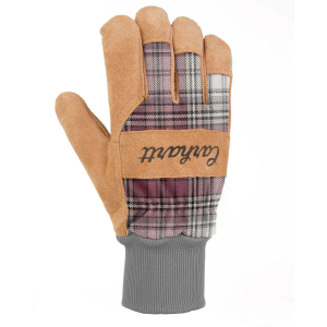 Women's  Insulated Suede Work Glove