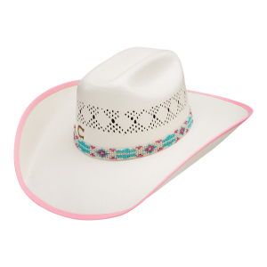 Girls'  Gracie Junior Straw Hat
