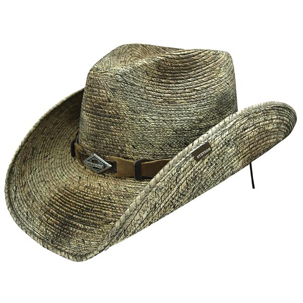 f0f1eef4c2f663 Stetson - Monterey Bay Palm Hat - Murdoch's