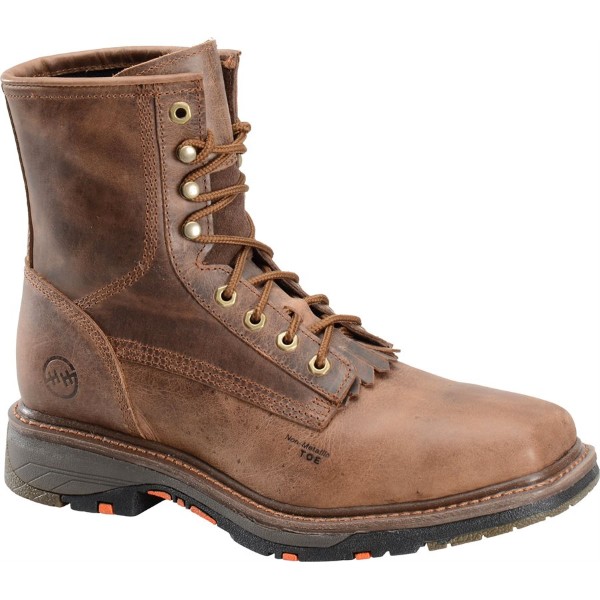 Mens Lace up Work Boots