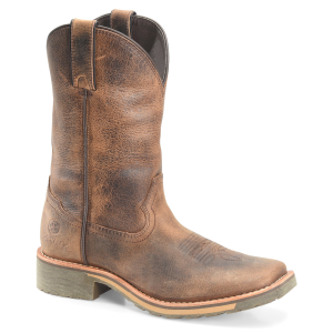 "Women's  Trinity 10"" MaxFlex Wide Square Toe Roper Boot"