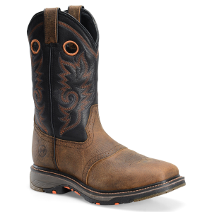 "Men's  Isaac 12"" WorkFlex Wide Square Composite Toe Roper Boot"
