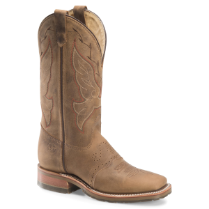 "Women's  Charity 12"" Wide Square Toe Boot"