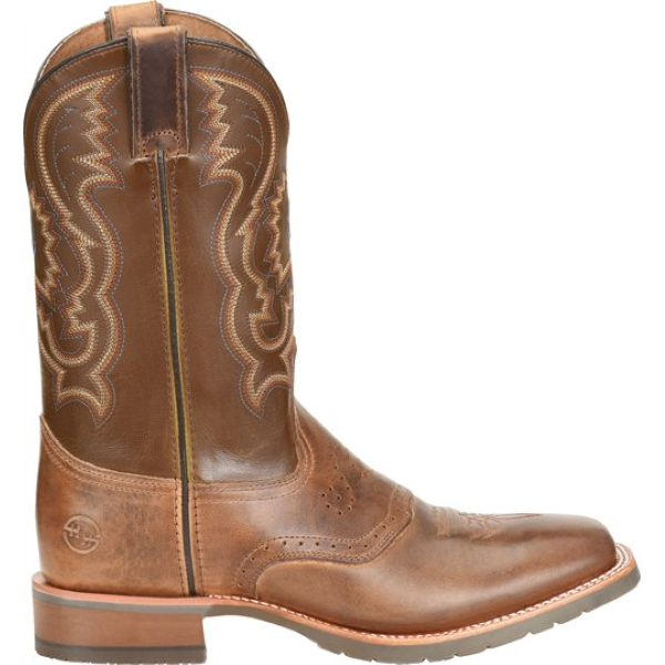 "11"" Noah Wide Square Toe Roper Boot"